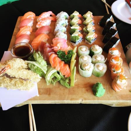 Best Sushi In The World Review Of The Green Mango Durban South