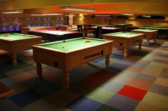 Planet Pool & Snooker