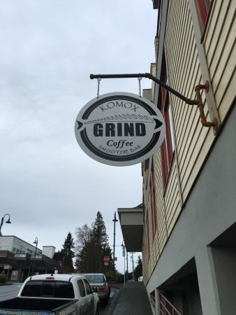 Komox Grind Espresso & Smoothie Bar
