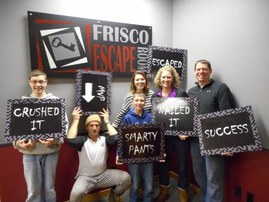 ‪Frisco Escape Room‬