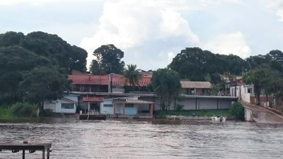 Martinopolis, SP: Represa Laranja Doce