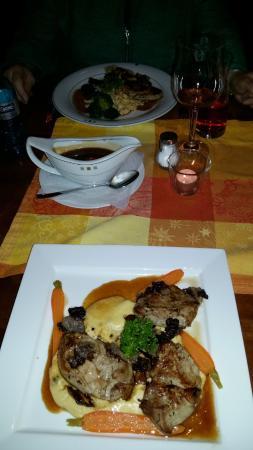 Hotel Restaurant Maitre: unsere Wahl, lecker