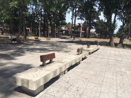Plaza de la Familia: Central