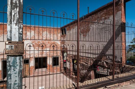 Jerome, AZ: Hotel Ruins