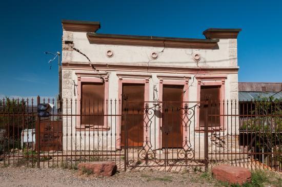 Jerome, AZ: Bordello Ruins