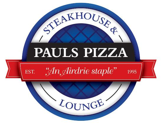 Airdrie, Canadá: Pauls Pizza Steakhouse & Lounge