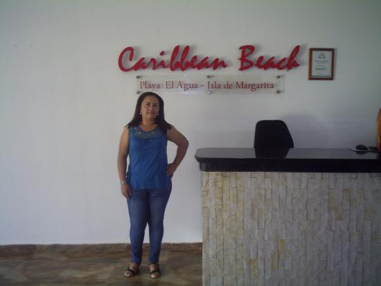Aparthotel Torres de Alba: HOTEL CARIBBEAN BEACK... ISLA DE MARGARITA VENEZUELA