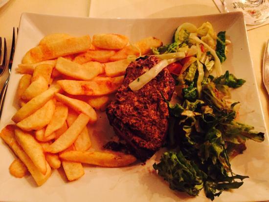 gambas satt - picture of restaurant esszimmer hattingen, hattingen, Esszimmer dekoo