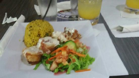 Caguas, Puerto Rico: La comida está super buena.
