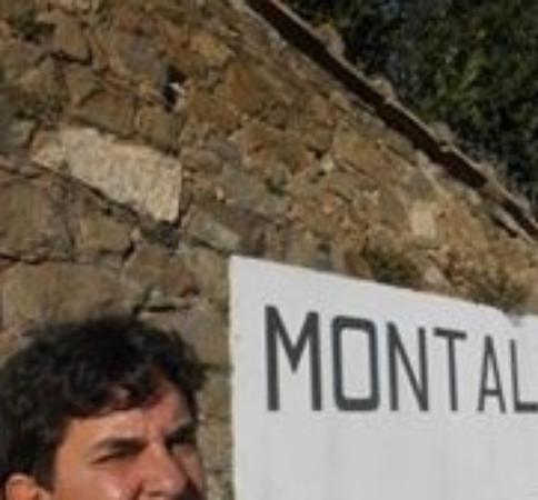Chegada a Montalcino