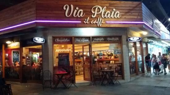 Via Plaia Il Caffe