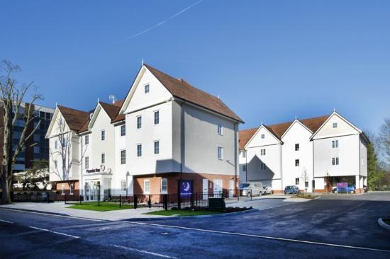 Premier Inn Colchester Town Centre (Castle) Hotel