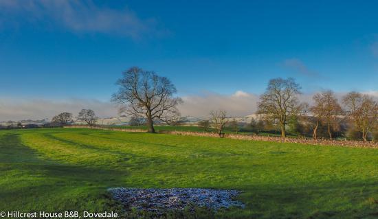 Dovedale, UK: Hillcrest Pasture