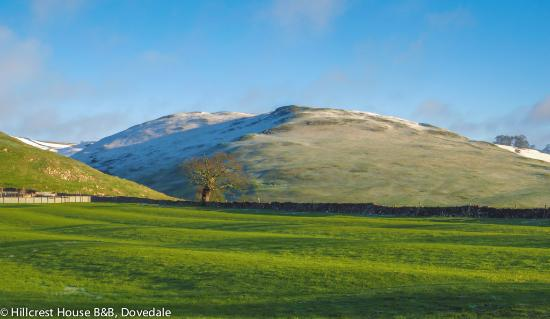 Dovedale, UK: Neighbouring farm