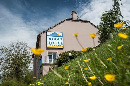 Saint-Flour, Prancis: Deltour Hotel Saint Flour