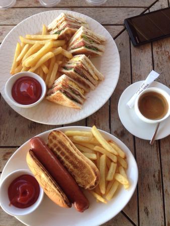 Aspire Grand Cafe