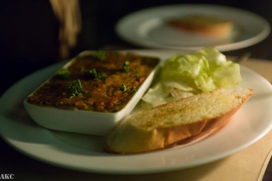 The Fat Chef : Lasagne was excellent!