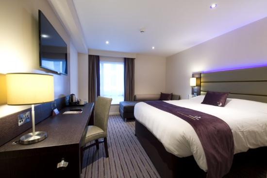 Premier Inn Derby City Centre (Cathedral Quarter)