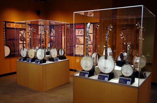 Photo of Tourist Attraction American Banjo Museum at 9 E Sheridan Ave, Oklahoma City, OK 73104, United States