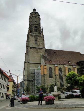 Nordlingen, Duitsland: Vista externa