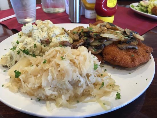 German Food In New Braunfels Texas