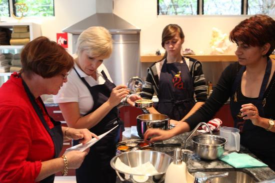 Cooking classes parramatta