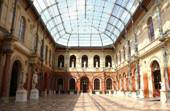 Top Salle à la Verrière de l'ecole des Beaux Arts - Photo de 6e  ZR19