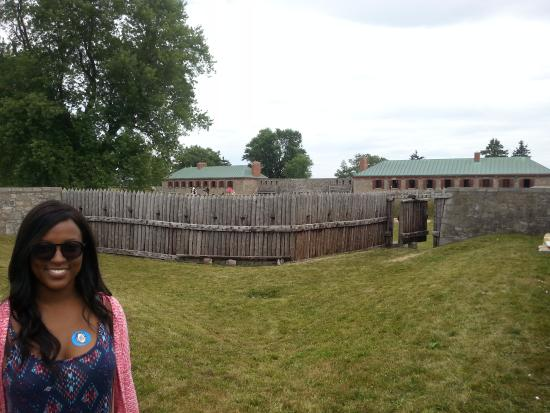 Old Fort Erie: War of 1812 Reenactment