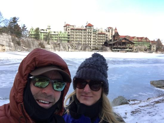 Gardiner, estado de Nueva York: Great weekend with my wife.  We will definitely return to this this resort with family and frien