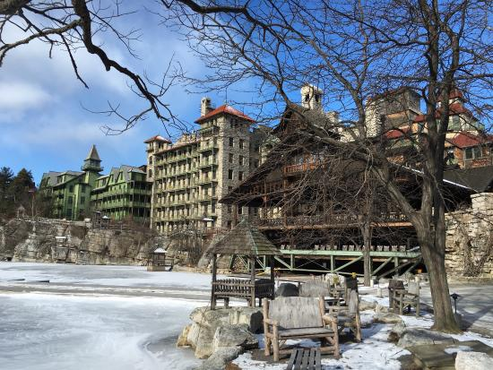 Minnewaska Lodge: Great weekend with my wife.  We will definitely return to this this resort with family and frien