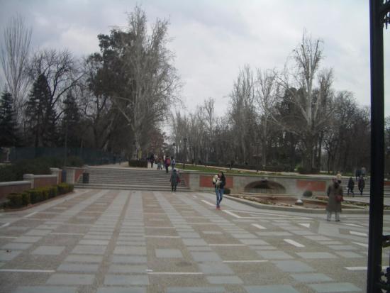 Retiro-Park: parque del retiro