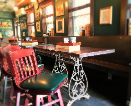 Leary S Landing Irish Pub Bar Harbor Restaurant Reviews