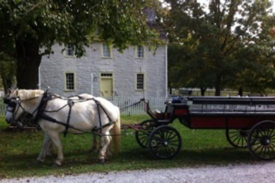 Shaker Village of Pleasant Hill: The grounds