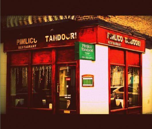 Pimlico Tandoori Restaurant London
