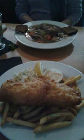 Mary murphy 39 s wakefield restaurant reviews phone for Eds fish and chips