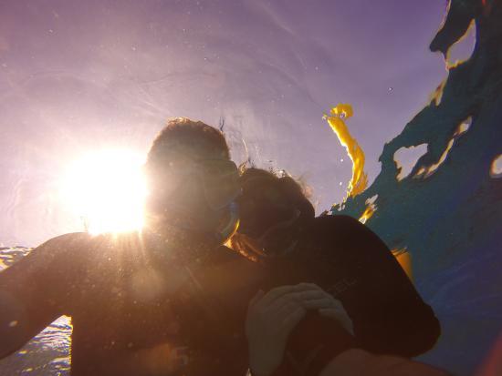 Wailuku, Havai: Snorkeling with a rented GoPro