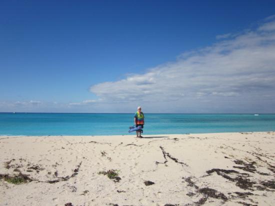 Bimini: Beautiful clear turquoise water!