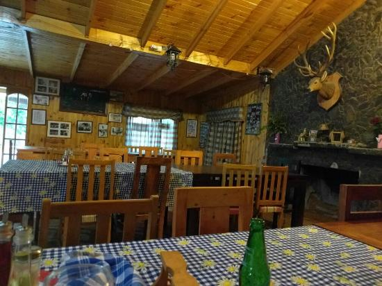 Cabanas Hosteria Antemavida