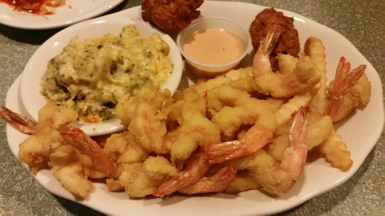 Musselwhite's Seafood & Grill: 20160213_175719_large.jpg