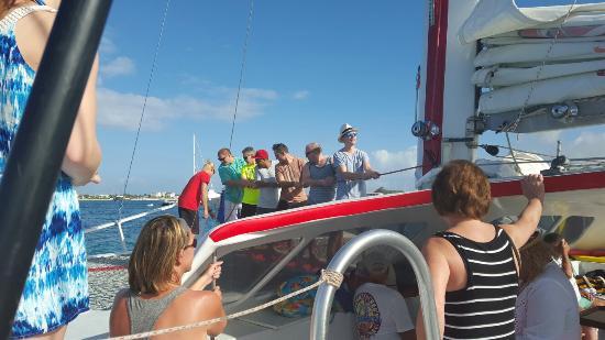 bahía de Simpson, St. Maarten: 20160212_090949_large.jpg