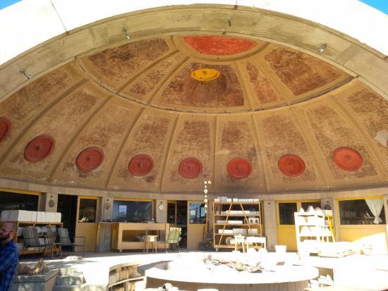 Mayer, AZ: Arcosanti Apse w/Accommodations
