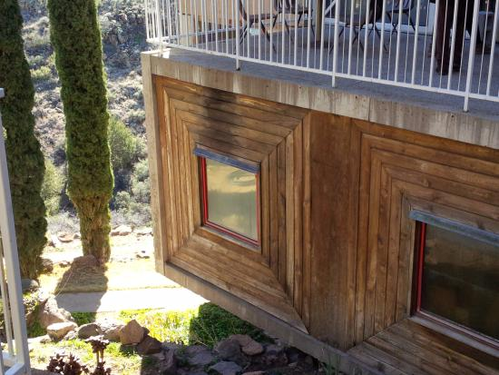 Mayer, AZ: Interesting Architectural Features