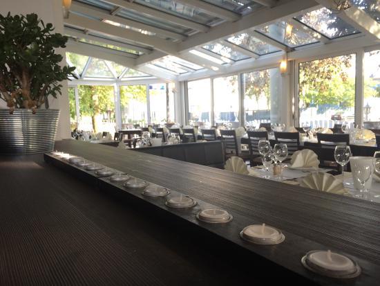 Restaurant Odysseus: Wintergarten
