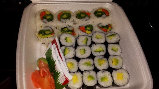 Nemo Sushi To Go