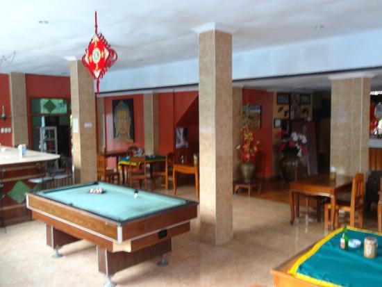 Sayang Maha Mertha: Games Area