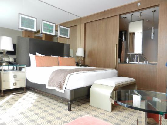 Loden Hotel: Accessible room