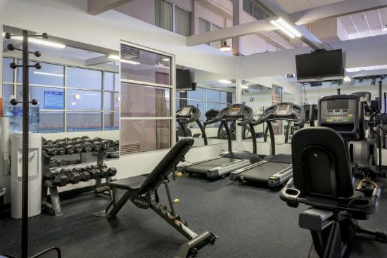 Wyndham Garden Boise Airport: Fitness Center