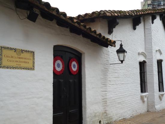 Casa de la independencia asuncion picture of casa de - Casa en paraguay ...