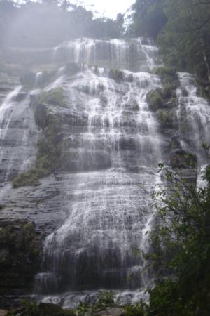 Prudentopolis, PR: Vista após a trilha