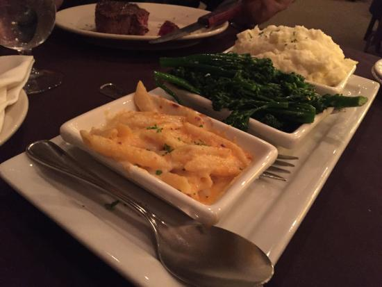 The Ranch Okc >> Absolutely Delicious Got The Filet With Oscar Topping And